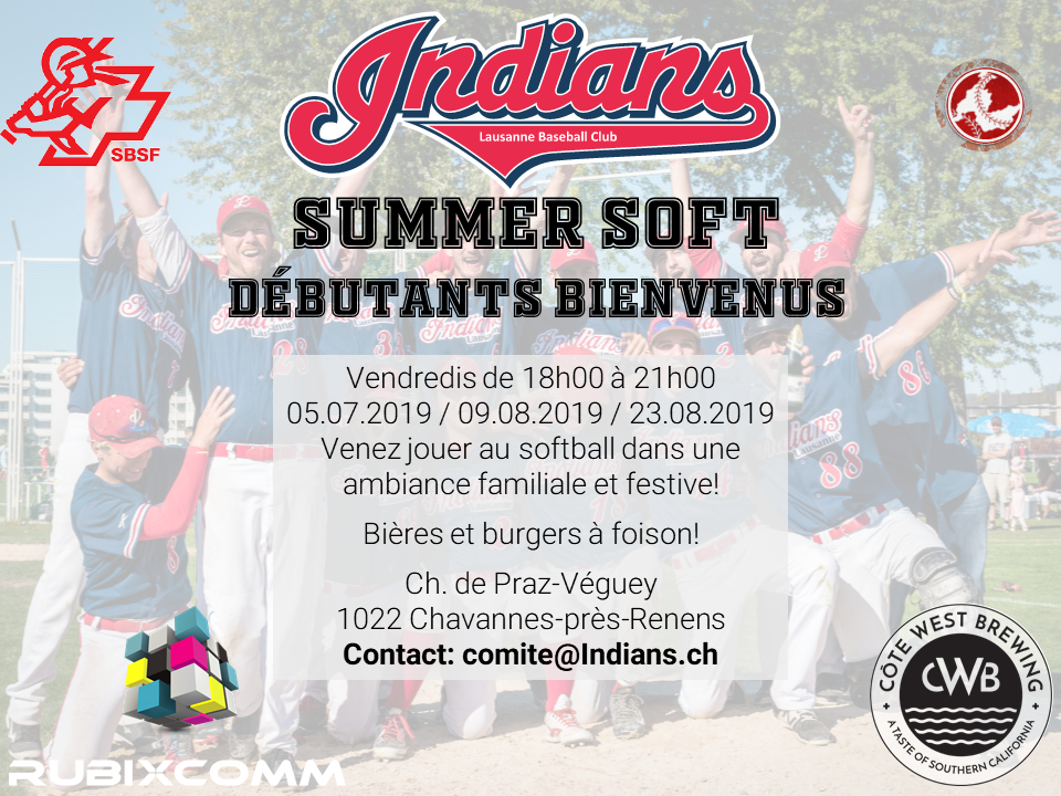 Indians Summer Soft 2019